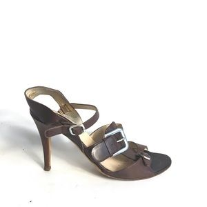 Cole Haan Brown leather sandals size 6.5 B